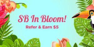 SB in Bloom