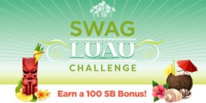 Swag Luau Team Challenge