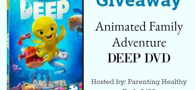 Deep DVD Giveaway