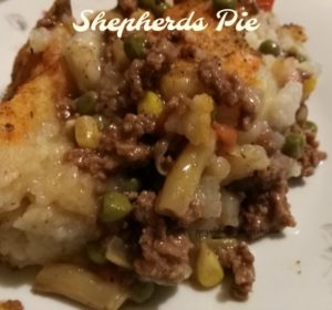 Shepherds Pie-Plated