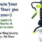 AB Doer 360 Giveaway