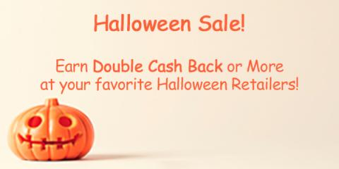 CA Halloween Sale at Swagbucks