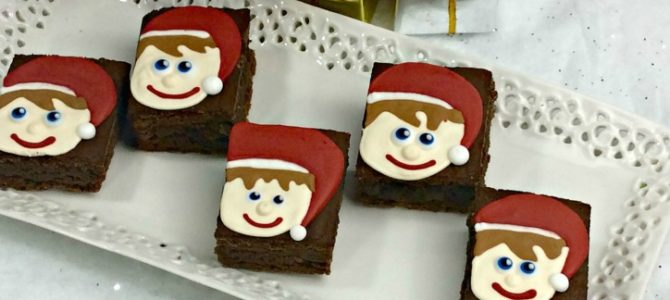 Elf Brownies