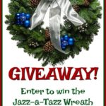 Jazz a Tazz Wreath