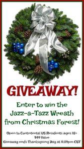 Jazz a Tazz Wreath