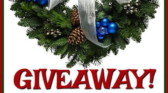 Jazz a Tazz Wreath Giveaway