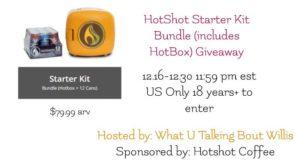 HotShot Starter Kit Bundle