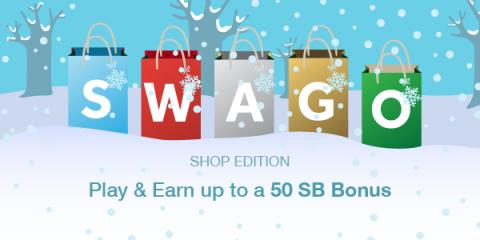 Swago: Holiday Shopping Edition is Back!