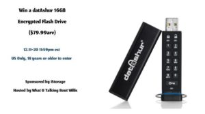 datAshur 16GB Encrypted Flash Drive