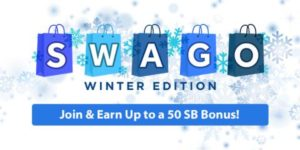 Swago Shopping First Edition 2018