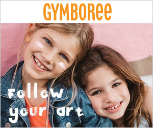 Follow Your Art with Gymboree